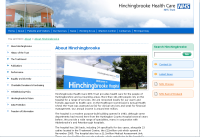 Hinchingbrooke's website